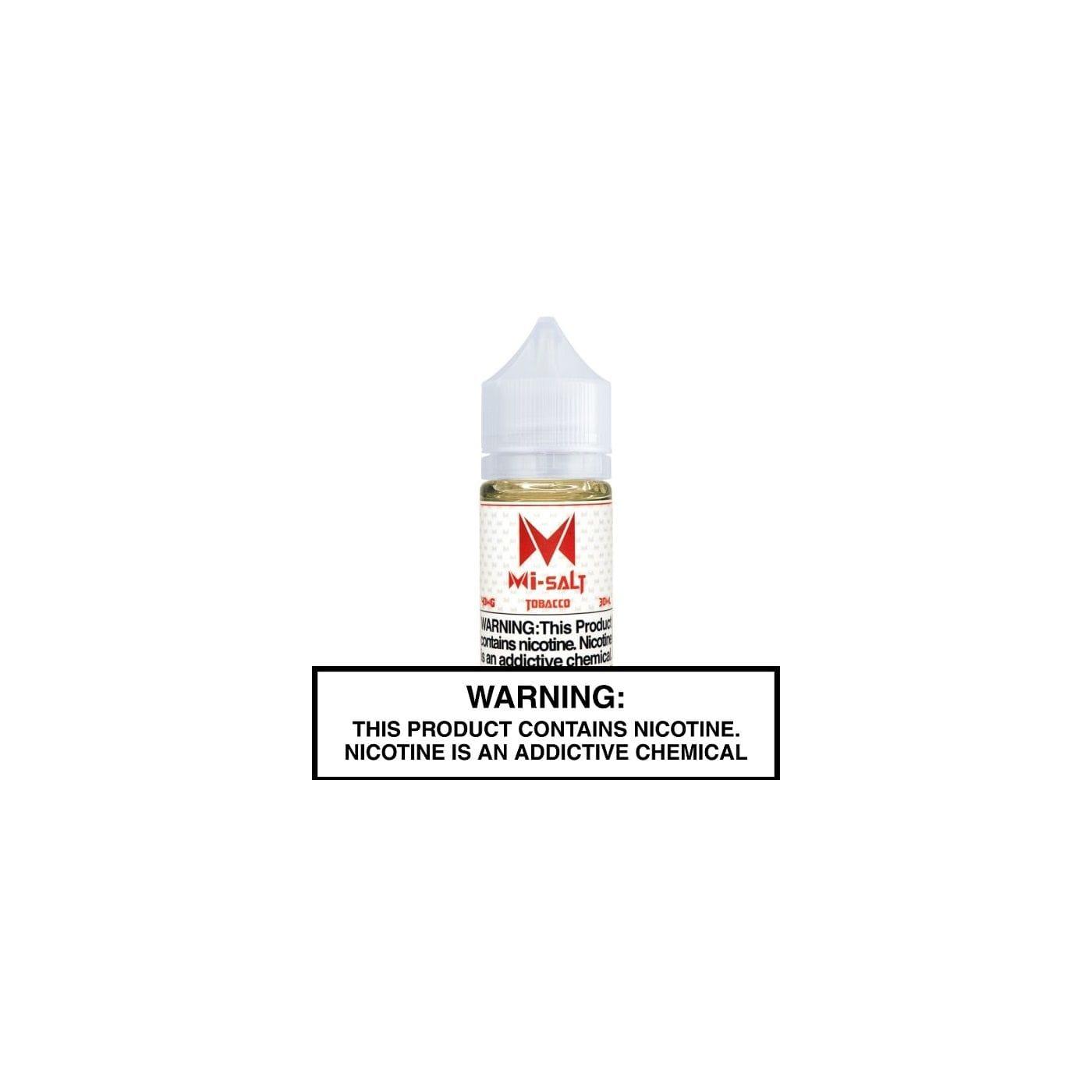 MiSalts Tobacco