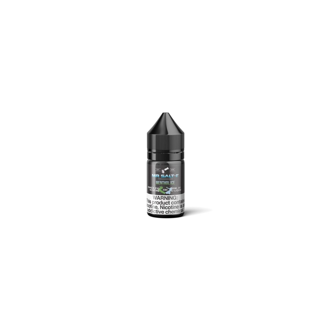Menthol Ice 30ml E-liquid by Mr. Salt-E