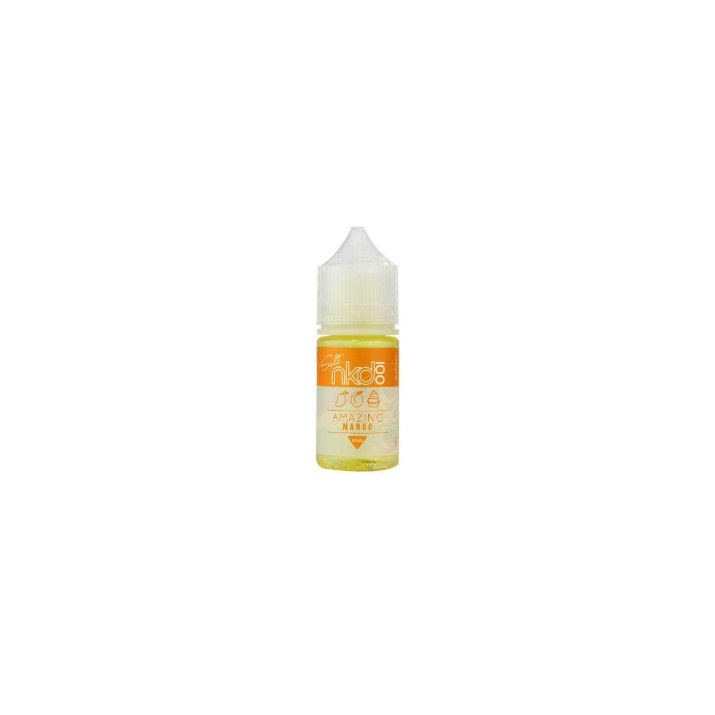 Amazing Mango E-Liquid by Naked 100 Salts
