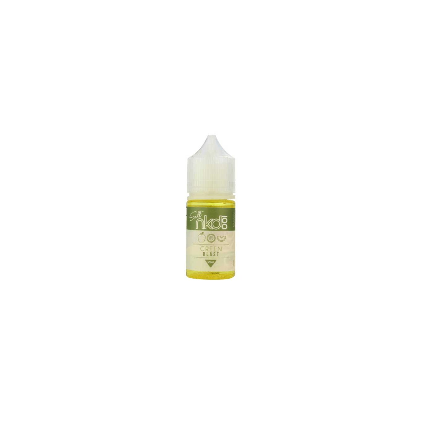 Naked 100 Salt Green Blast E-Liquid 30ml