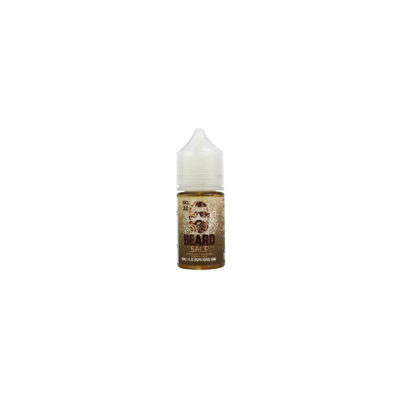 No. 32 Nicotine Salt by Beard Vape