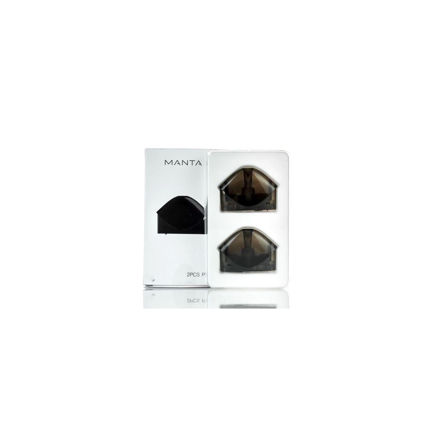 Perkey Manta Replacement Cartridge 2 Pack