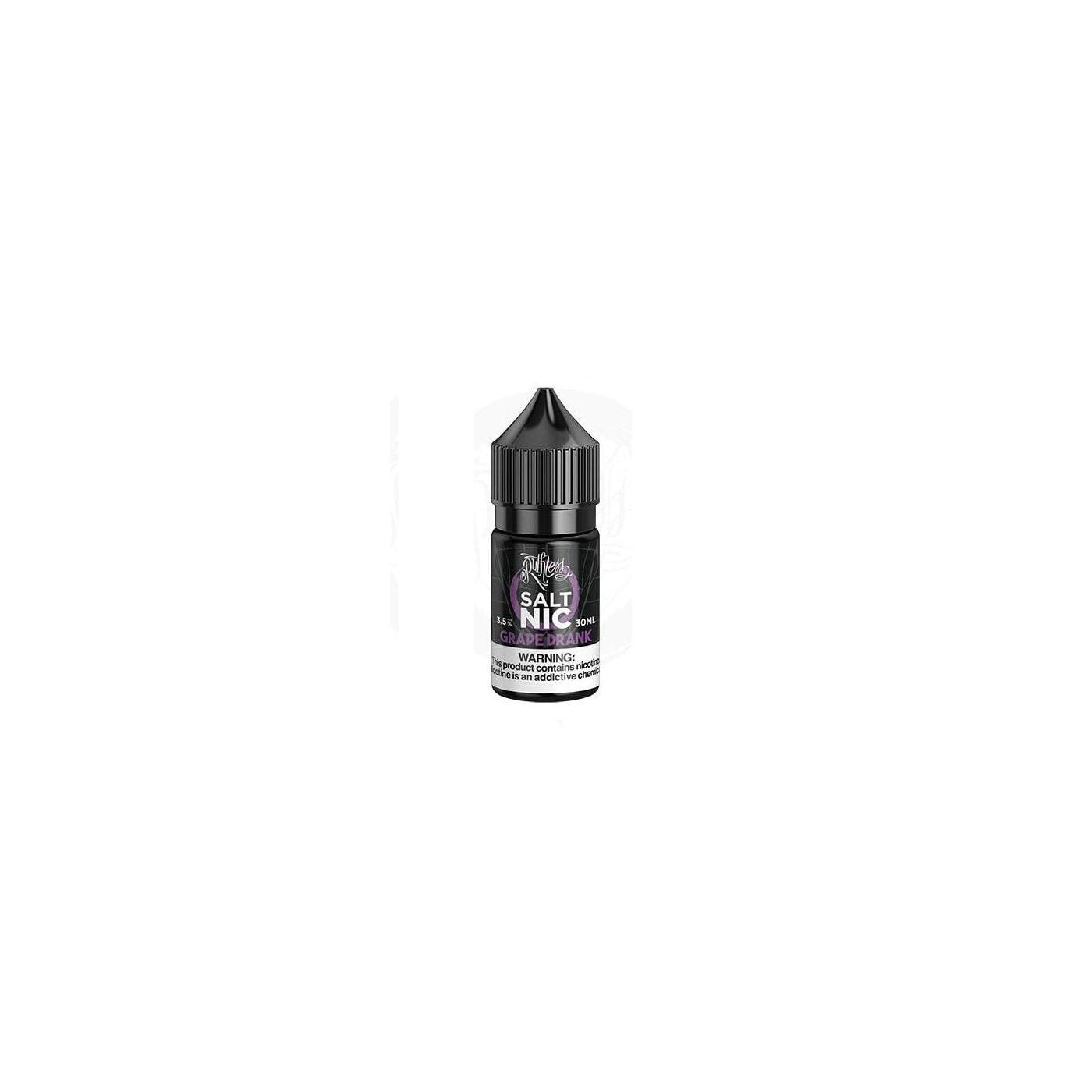 Grape Drank Nicotine Salt E-Juice