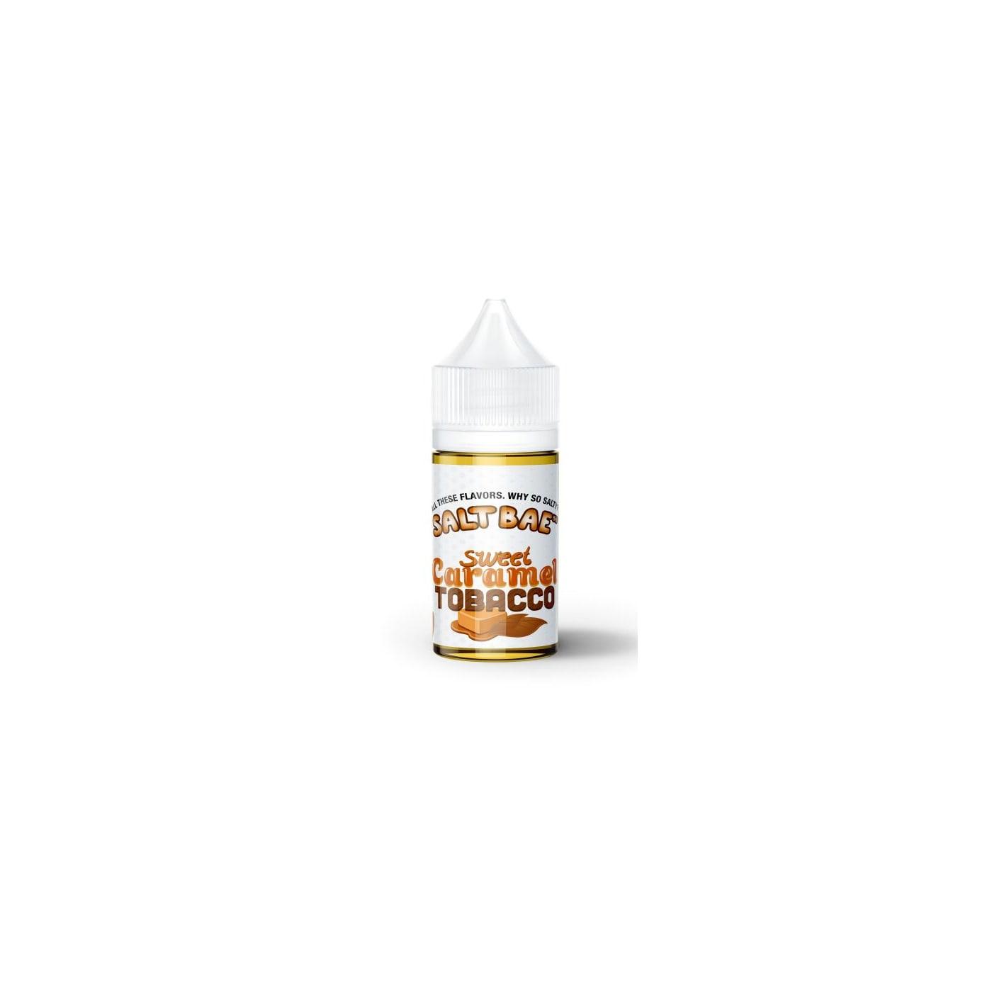Salt Bae Salts Sweet Caramel Tobacco