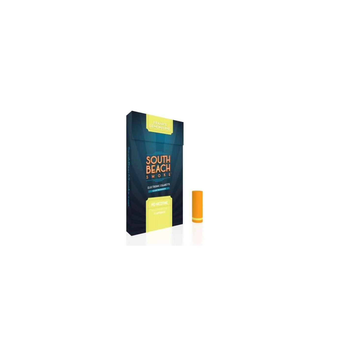 SBS Cartridges Frank's Lemon-Lime - 5 Pack