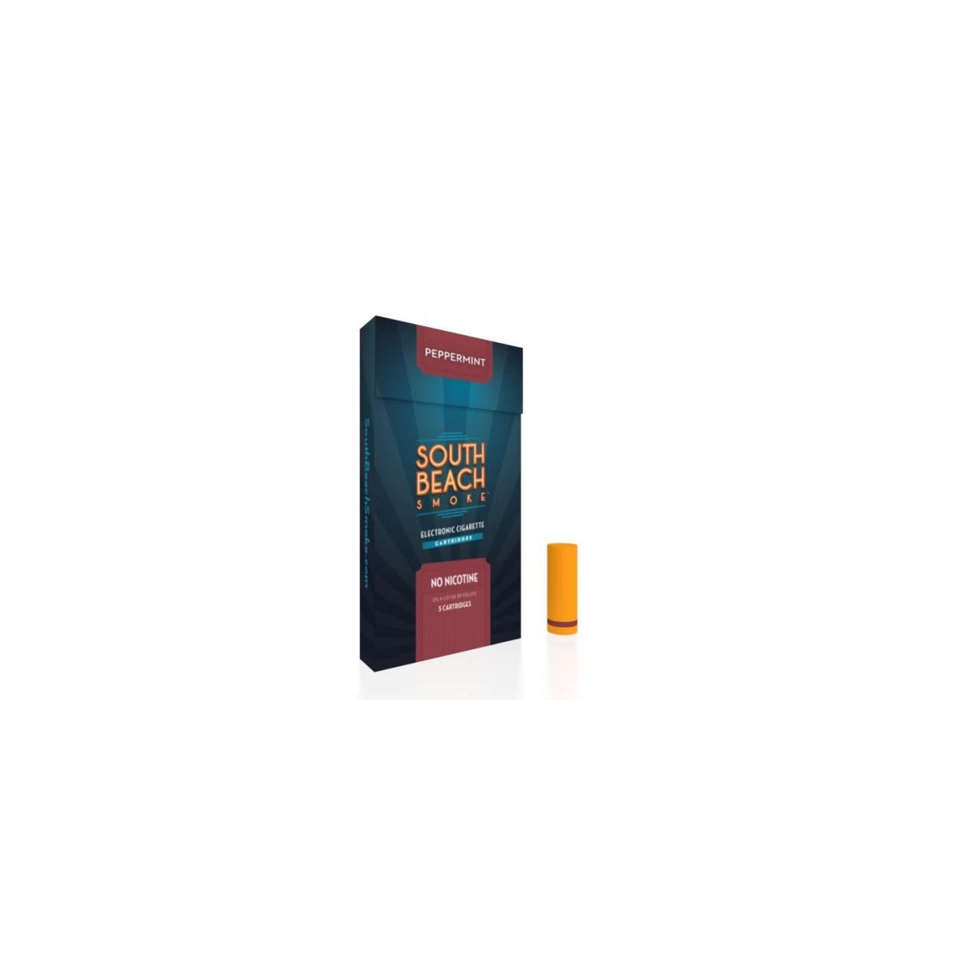 SBS Cartridges Peppermint - 5 Pack