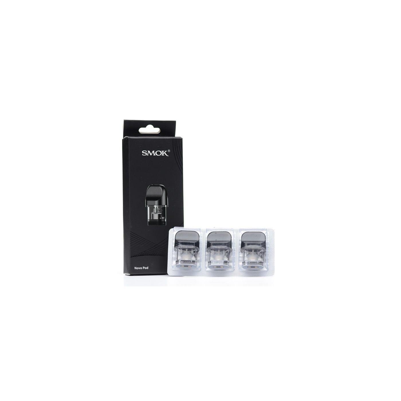 Smok Novo 3 Mesh Pod - 0.8 ohm - 3 Pack