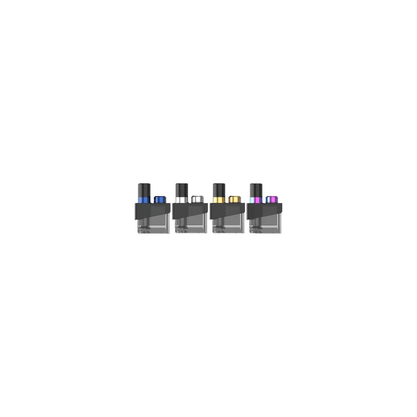 Smok Trinity Alpha Pod and Mesh 0.6 ohm/0.8 ohm Coils