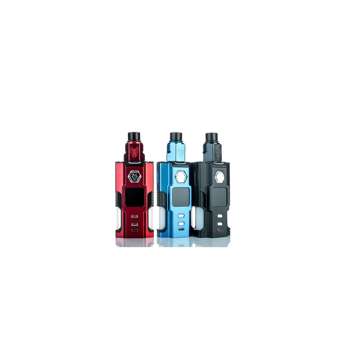 Snow Wolf VFeng Squonk Kit