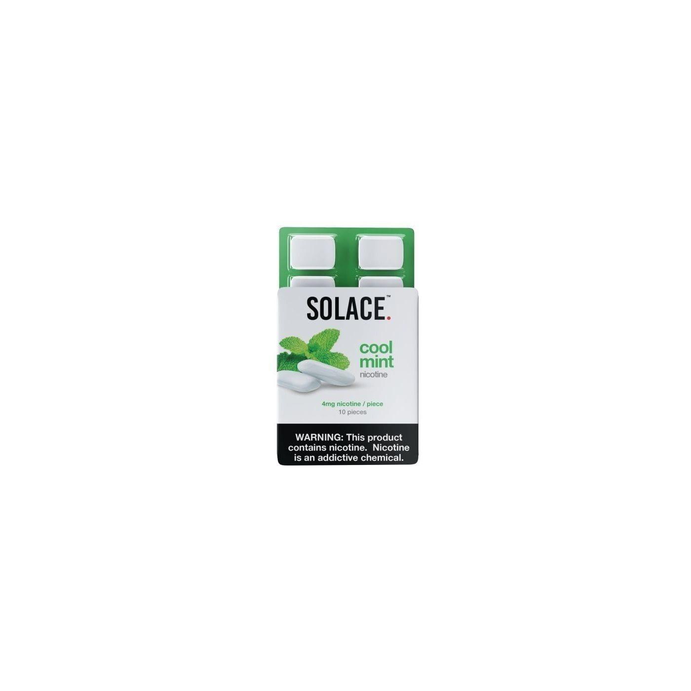 Solace Chew Mint - 1 Pack (10 pcs)