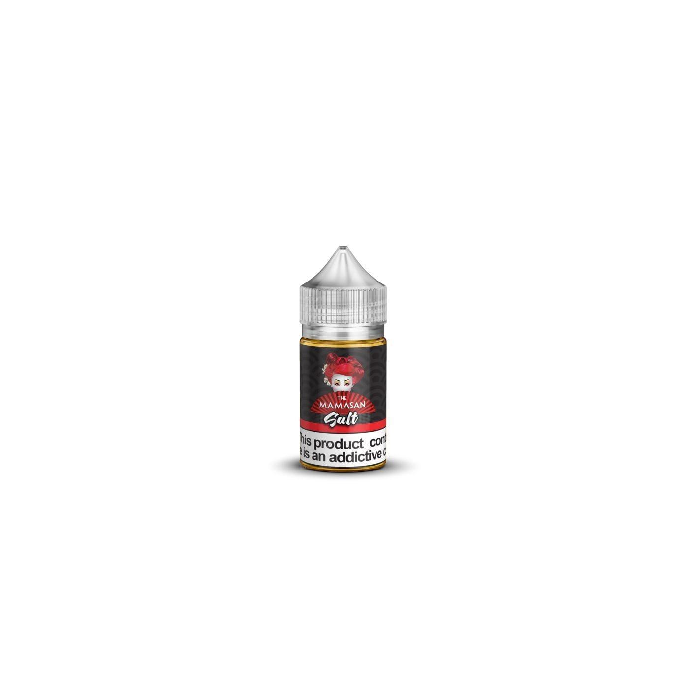 Bruce Leechee 30ml Salt E-liquid - The Mamasan Vape Juice