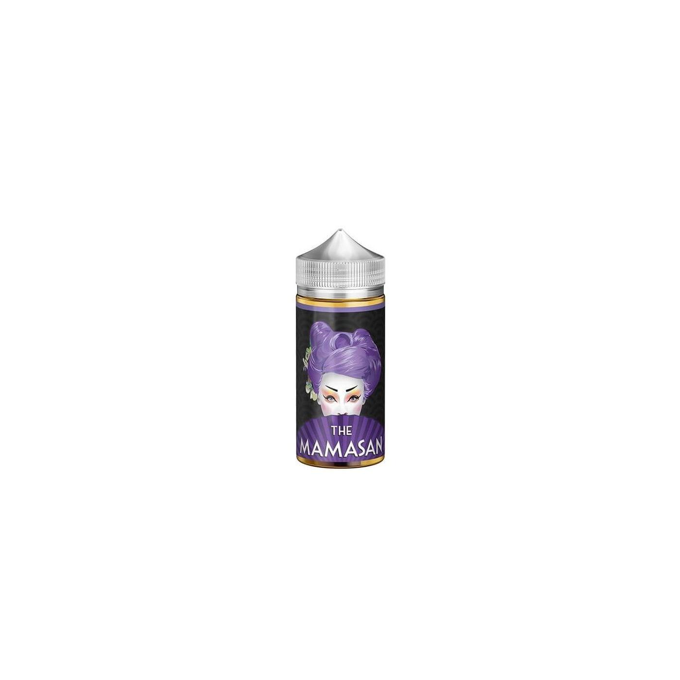 The Mamasan Purple Cheesecake 100ml E-Juice
