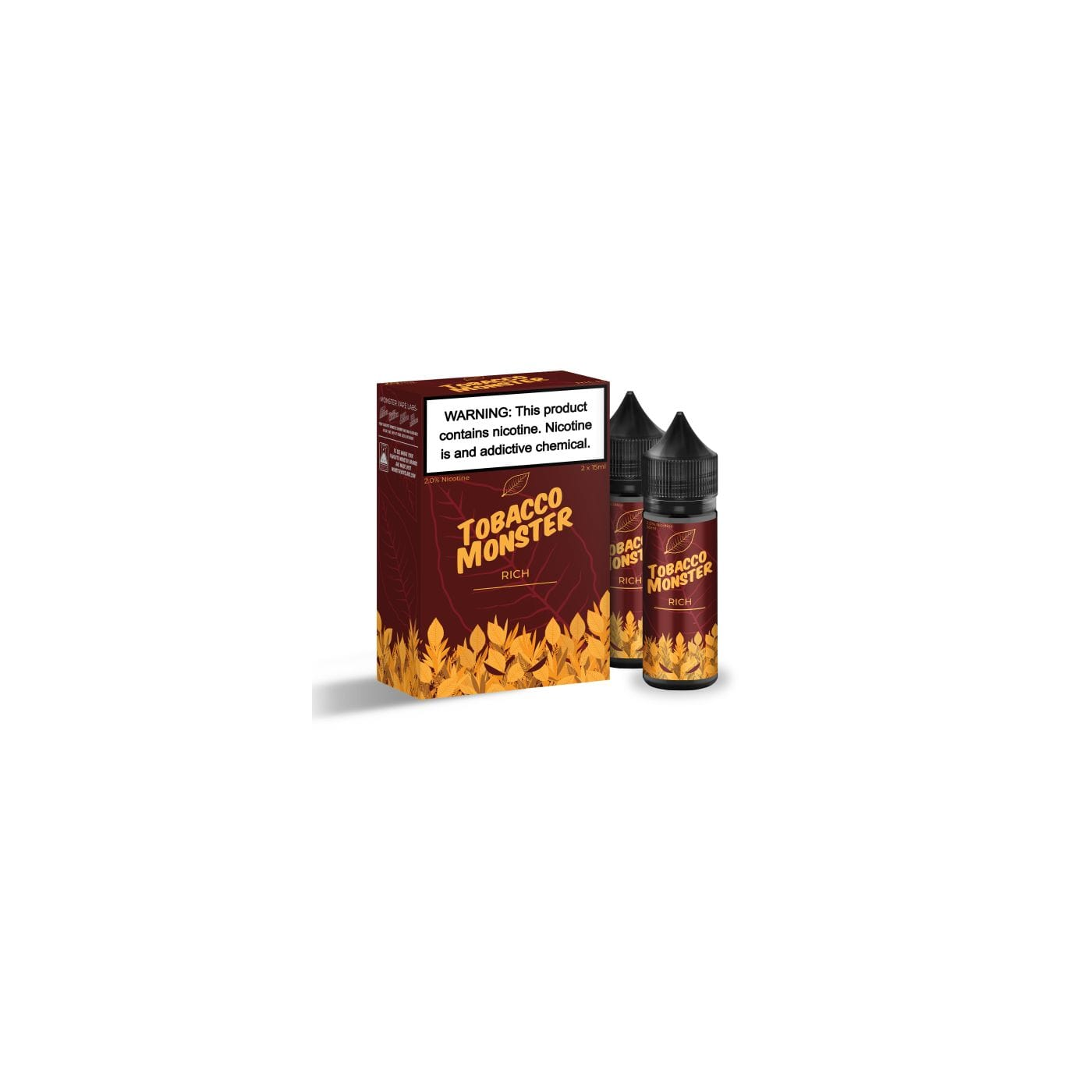 Tobacco Monster Rich - 2 Pack
