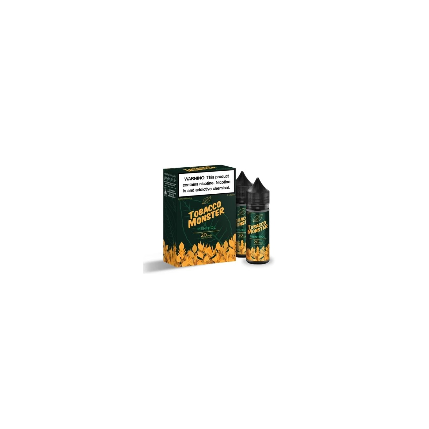 Tobacco Monster Salt Menthol - 2 Pack