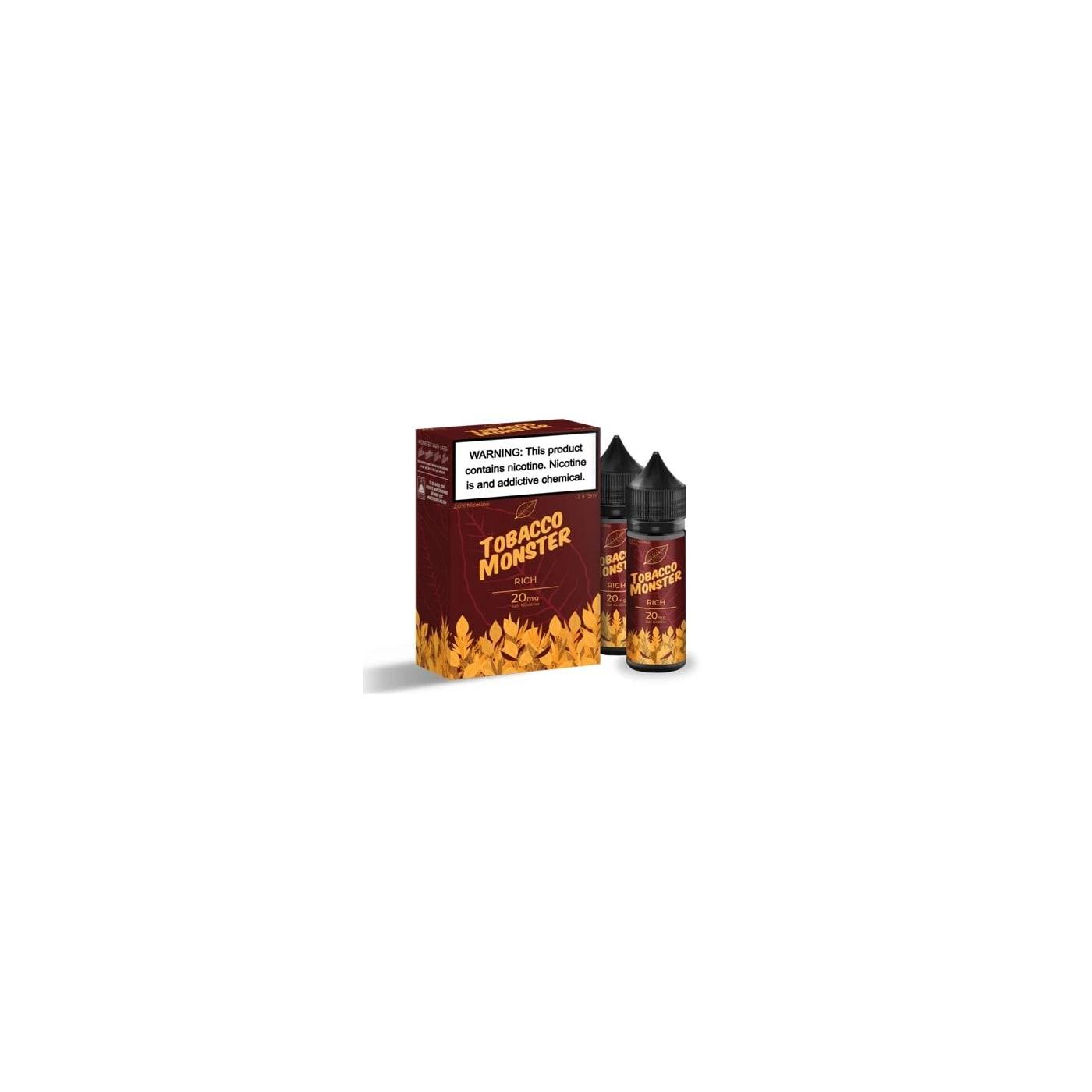 Tobacco Monster Salt Rich - 2 Pack