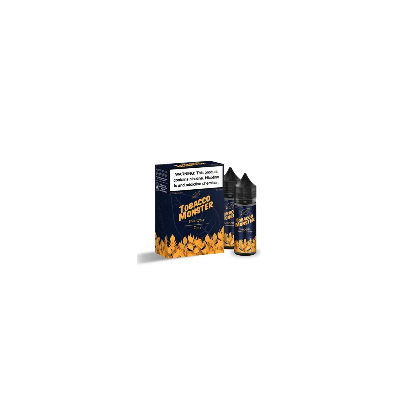 Tobacco Monster Smooth - 2 Pack