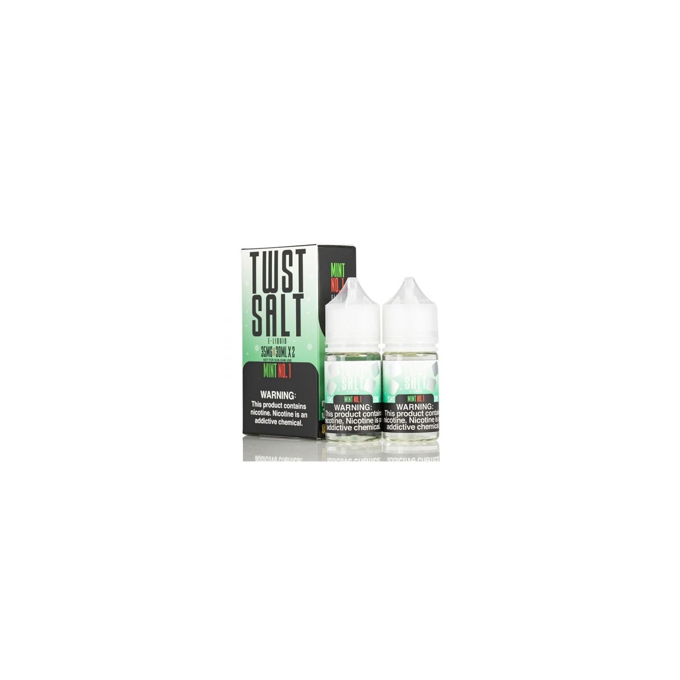 Twist Salts Mint No.1 - 2 Pack