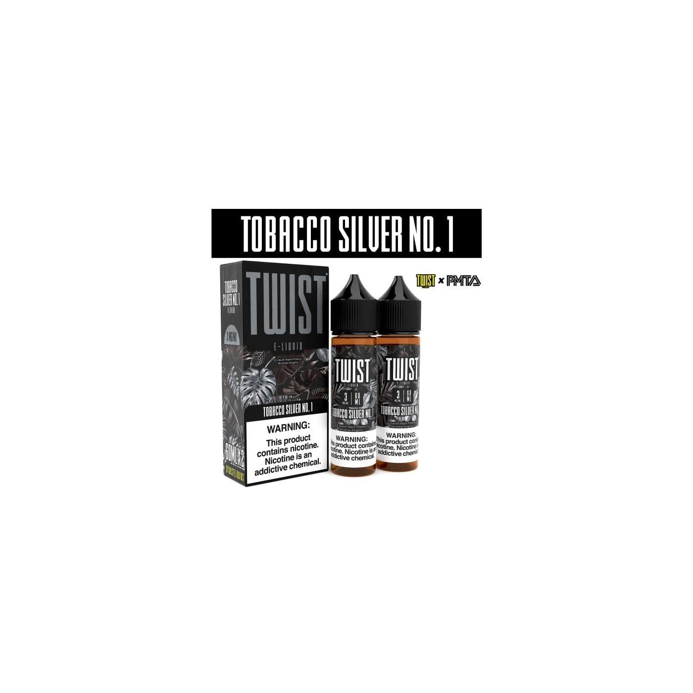 Twist Tobacco Silver No. 1 - 2 Pack