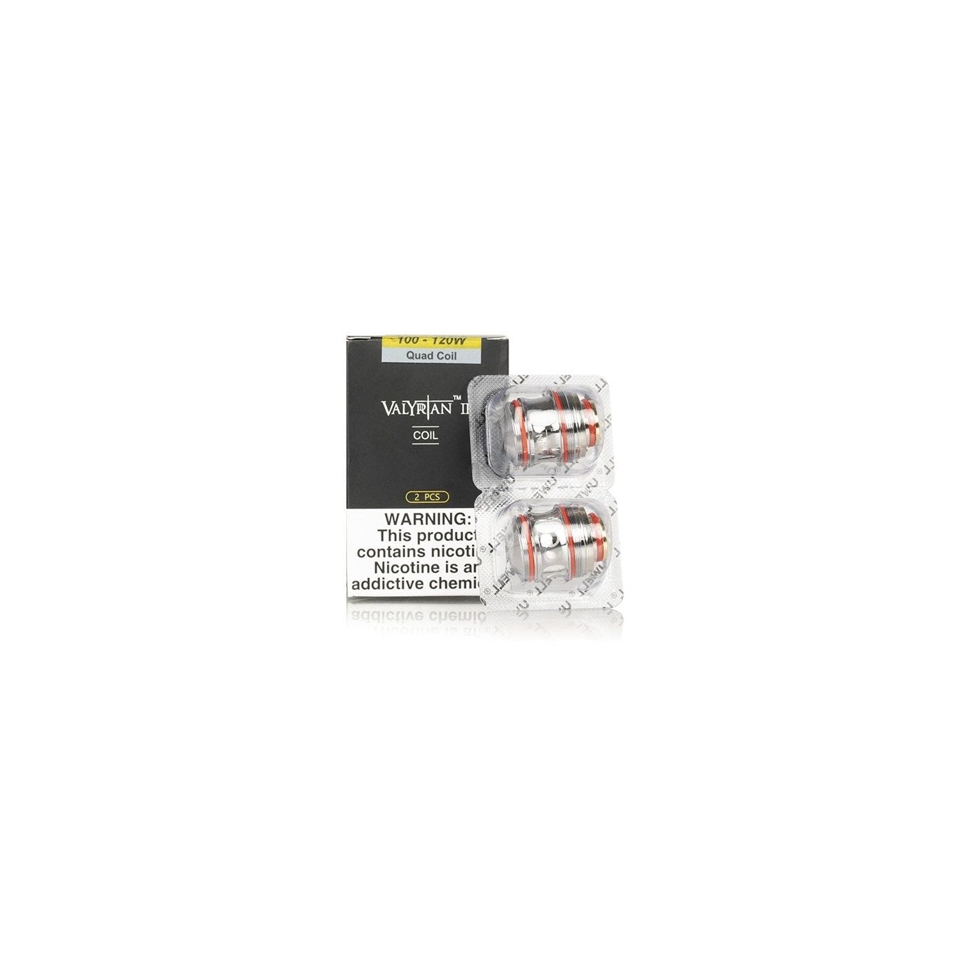Uwell Valyrian II Quadruple Replacement Coil - 2 Pack