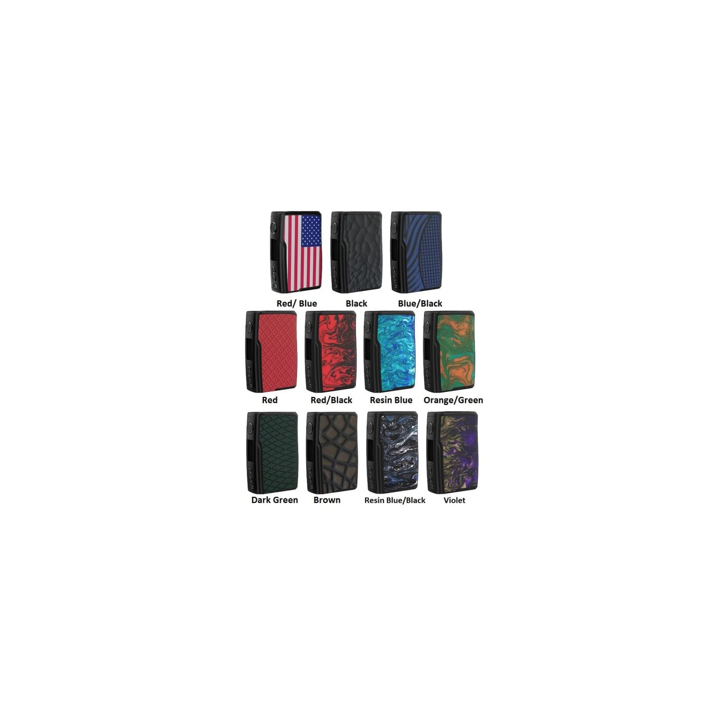 Vandy Vape Swell Box Mod