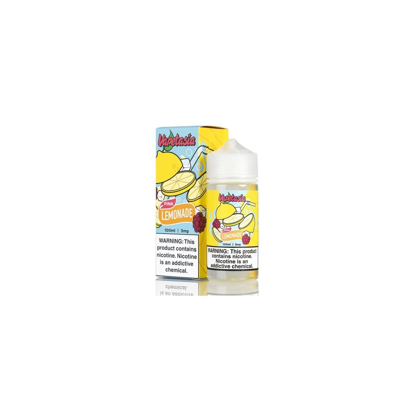 Vapetasia Pink Lemonade