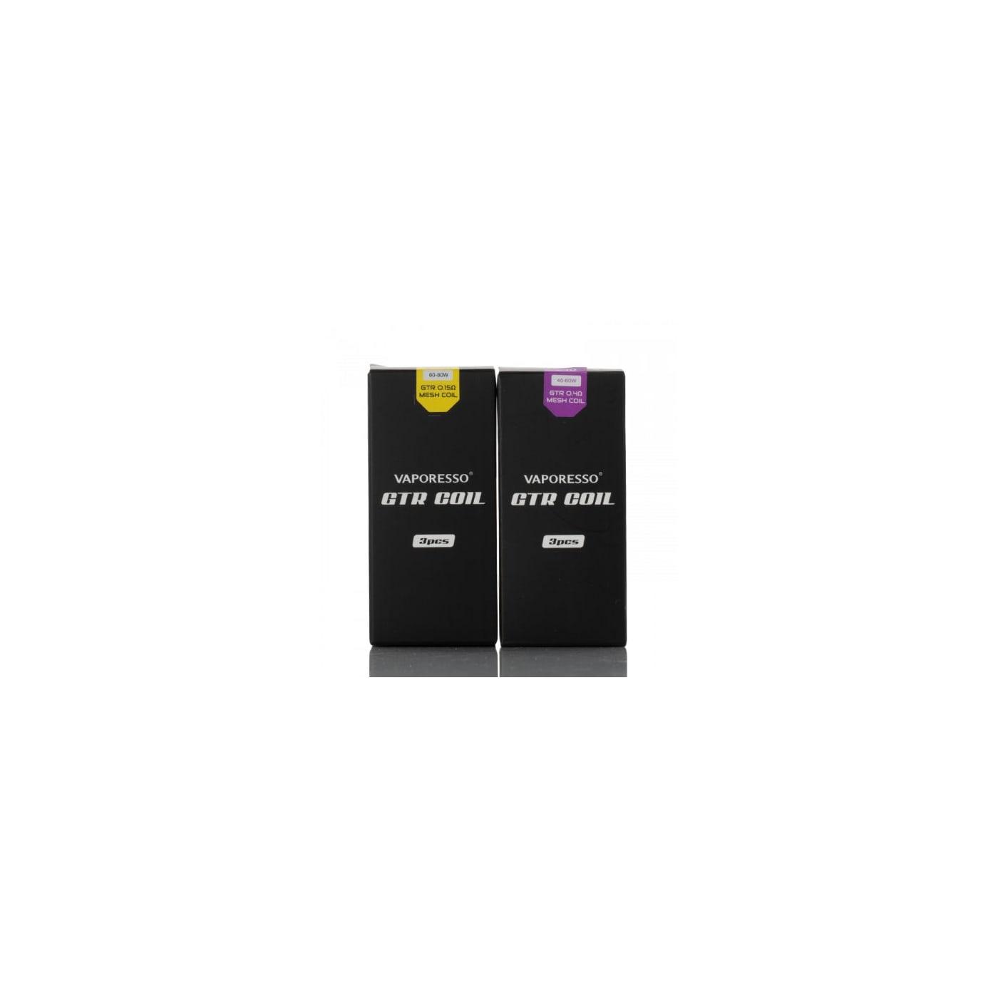 Vaporesso GTR Mesh Coil - 3 Pack
