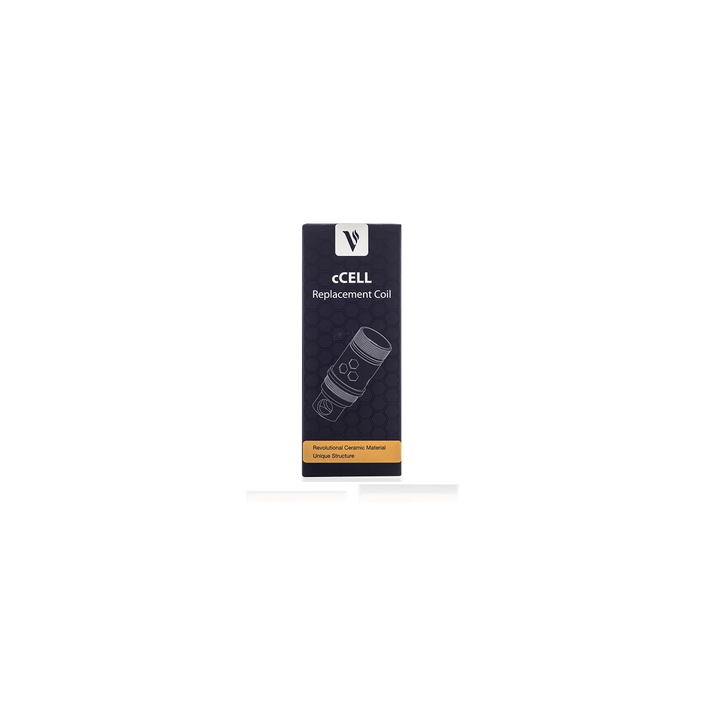 VAPORESSO CERAMIC CCELL COIL - 5 PACK