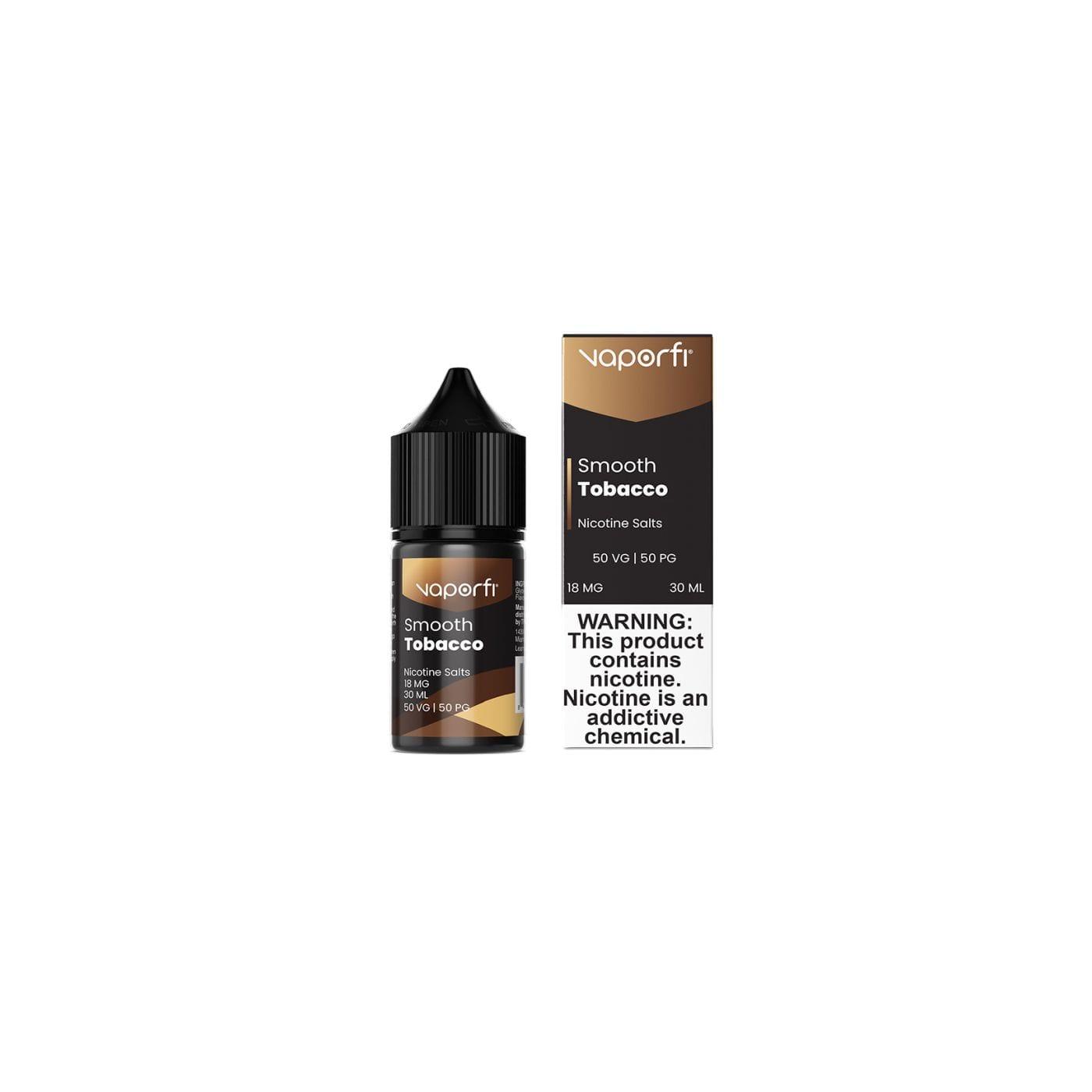 VaporFi Smooth Tobacco Salt