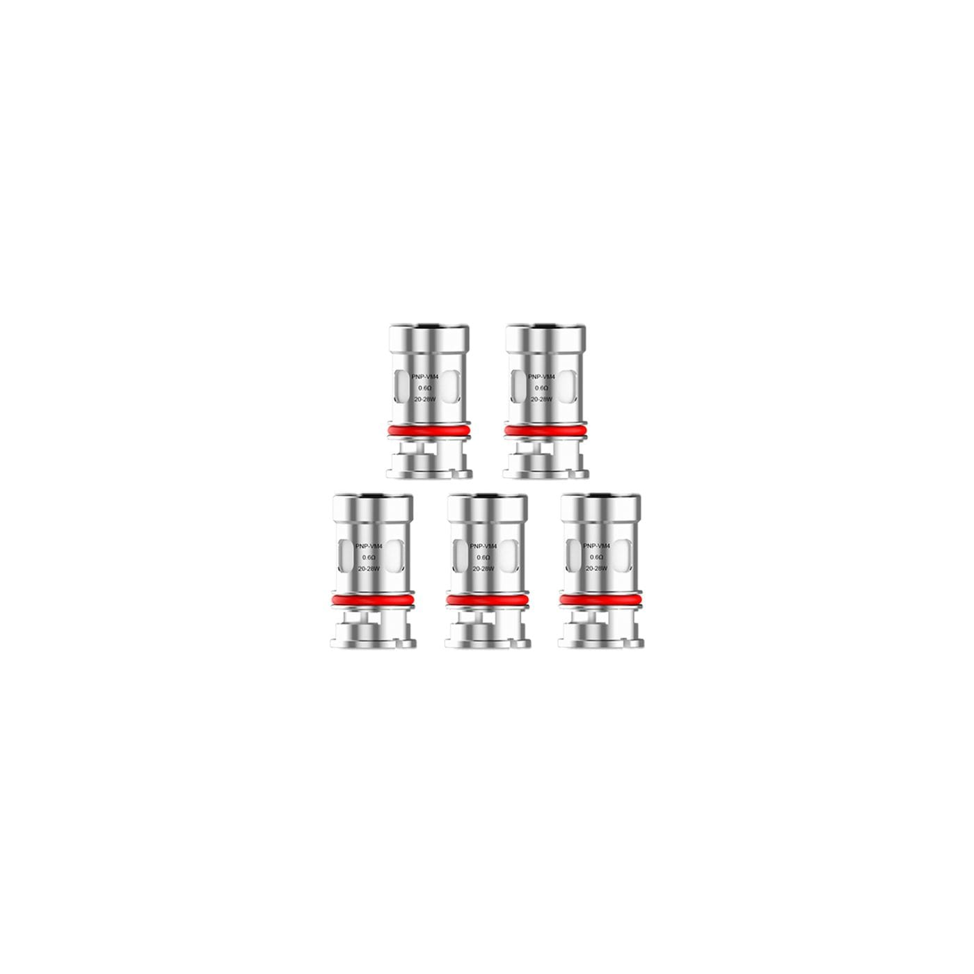 VooPoo PnP-VM4 Replacement Coil - 5 Pack
