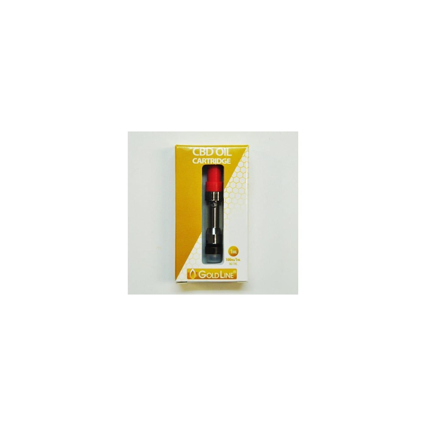 VPR Goldline Mango Vape Cartridge