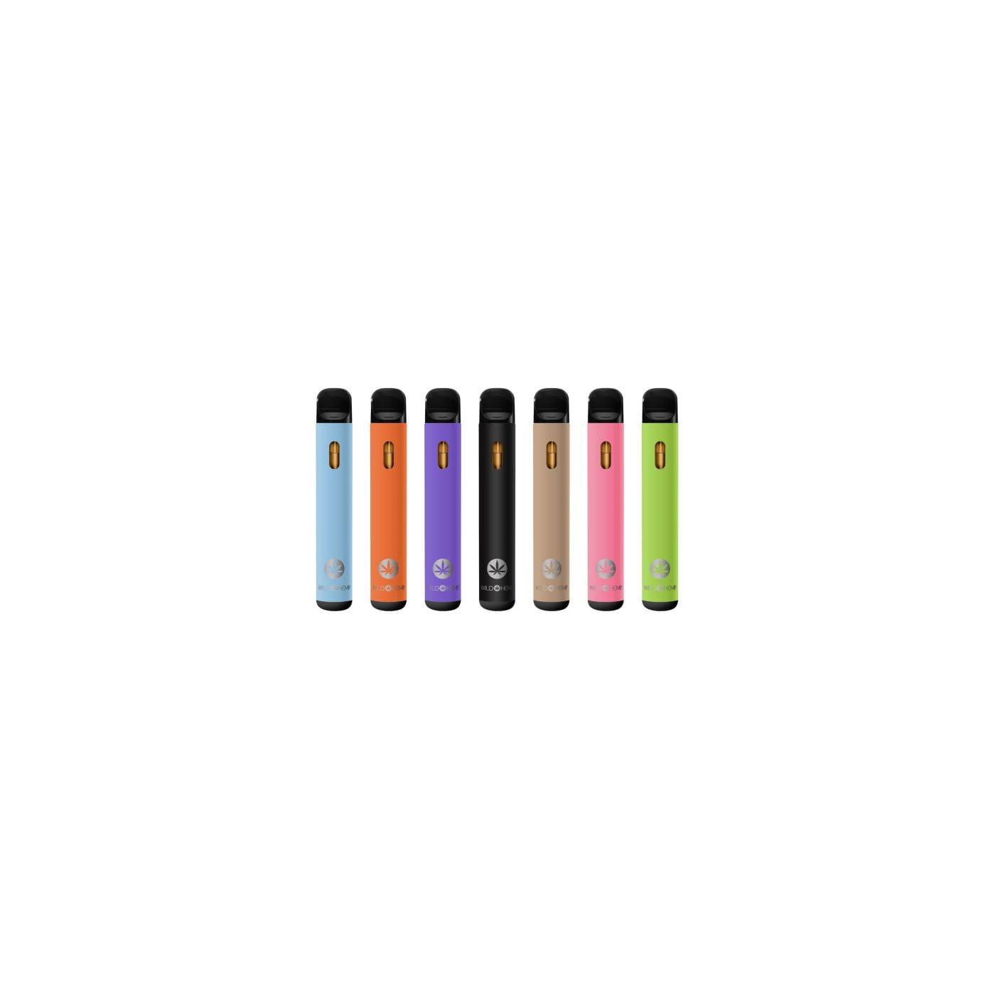 Wild Hemp X Smok CBD Disposable - 5 Pack