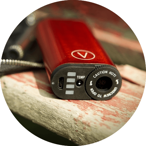 Best Portable Herb, Wax, or Concentrate Vape | Vie Vaporizer